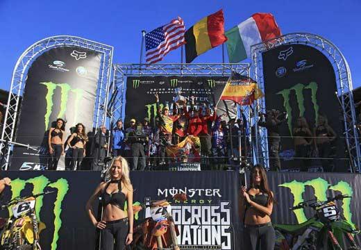 MXoN 2013: Victoria para Bélgica por delante de EEUU e Italia