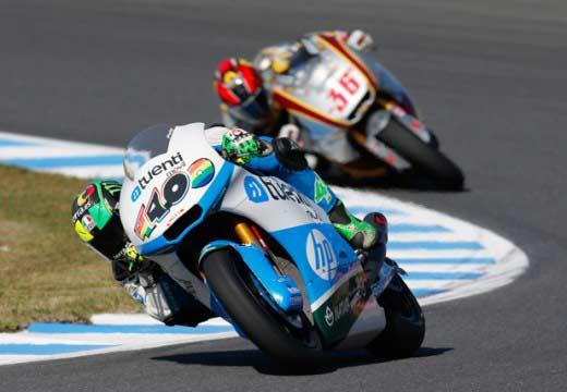 Previa Valencia 2013. Moto2