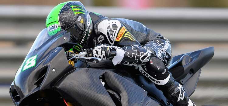 Eugene Laverty va ganando confianza con la Suzuki