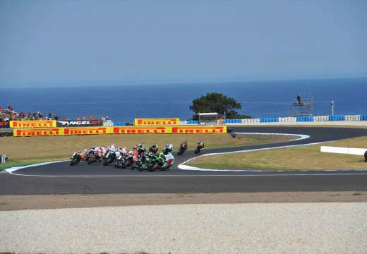 La FIM anuncia el calendario provisional de Superbikes para 2014