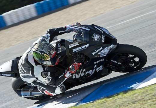 Jerez acoge los últimos entrenamientos de Superbike en 2013
