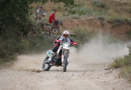 Españoles en el Dakar 2014, Dani Oliveras