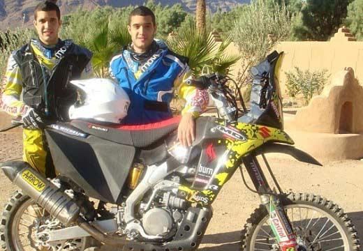 Españoles en el Dakar 2014, Oriol Escalé