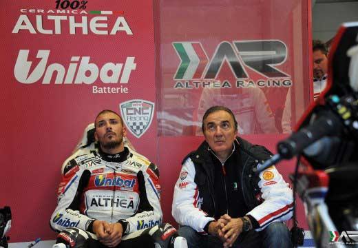 Althea y Ducati juntos de nuevo en SBK 2014