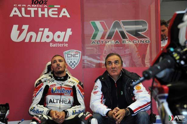 althea racing evo