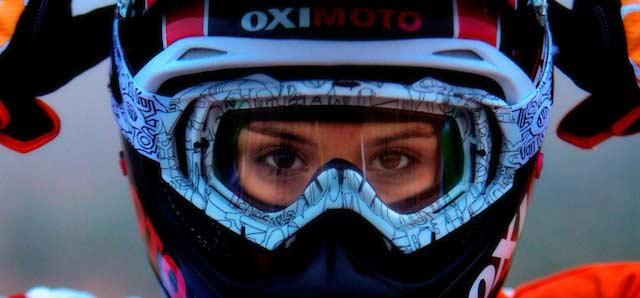 Españoles en el Dakar 2014, Laia Sanz