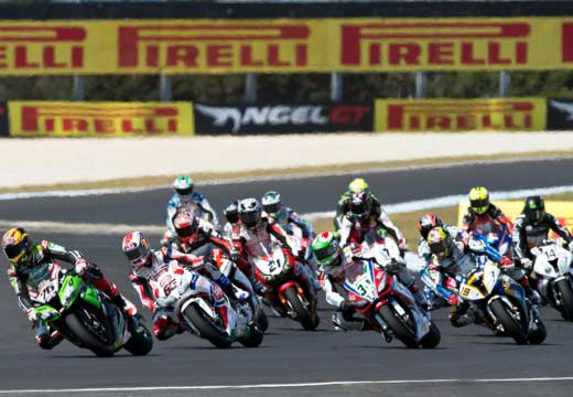 Los test oficiales de Superbikes en Phillip Island ya tienen fecha