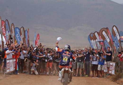Barreda se lleva la ultima etapa y Marc Coma gana el Dakar 2014