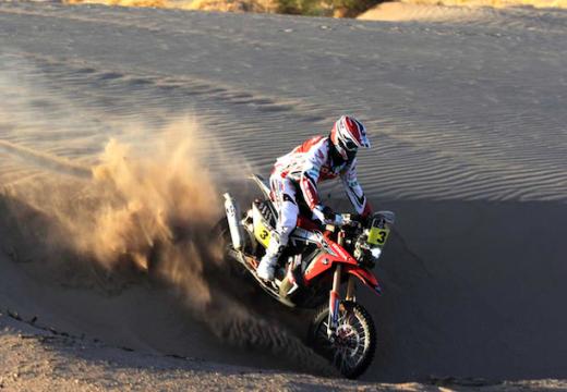Joan Barreda gana la etapa 7 del Dakar