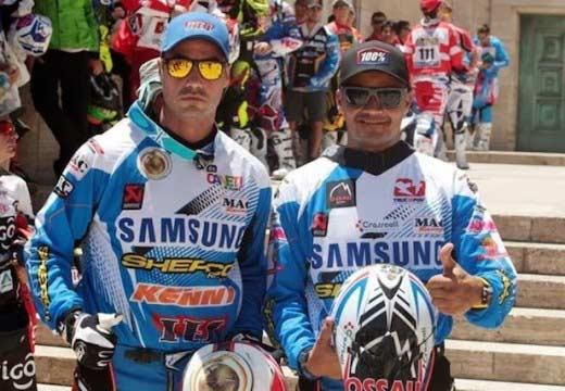 Juan Pedrero se lleva la cuarta etapa del Dakar