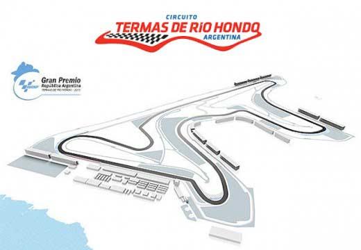 El trazado del GP de Argentina ya tiene homologación FIM