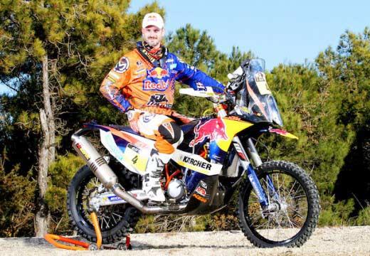 Españoles en el Dakar 2014, Jordi Viladoms