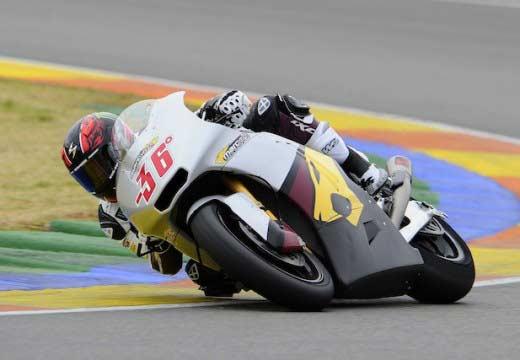 Kallio y Antonelli los mas rápidos en el IRTA de Valencia