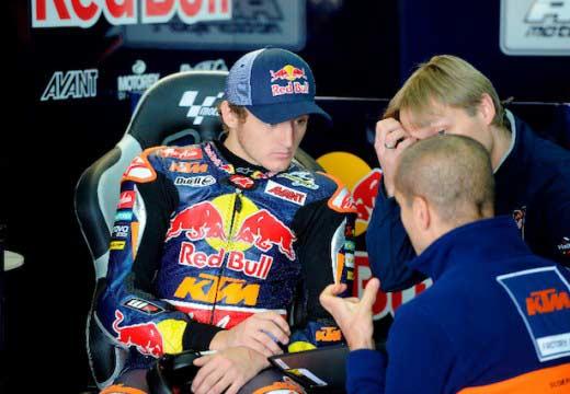 Miller y Rabat dominan el primer día en Jerez