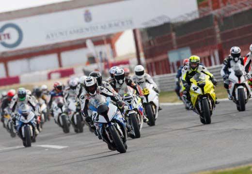 El sábado comienza en Albacete la Copa S1000RR easyRace