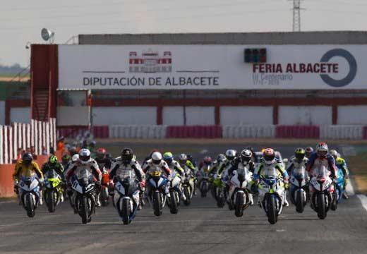 Comienza en Albacete la Copa S1000RR easyRace 2014