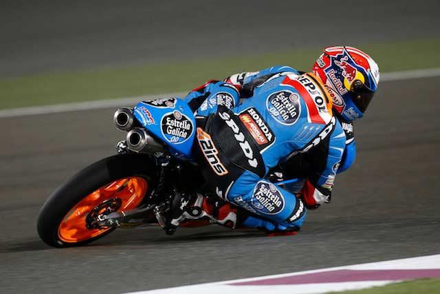 01 GP Qatar 19, 20, 21, 22 y 23 de marzo de 2014.