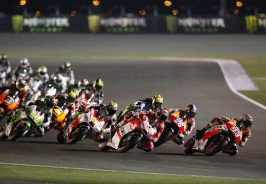 Pocos cambios en el calendario de MotoGP 2015