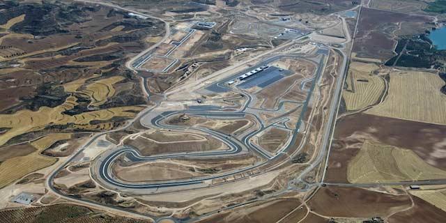 Previa y horarios de las Superbikes en Motorland Aragón