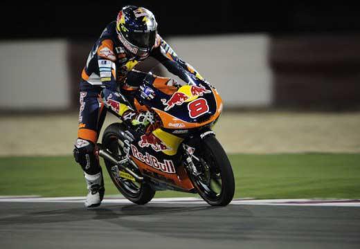 Miller se lleva la victoria en Qatar