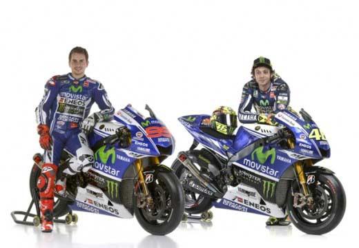 Movistar Yamaha MotoGP presenta en Qatar su diseño para 2014