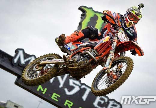 Antonio Cairoli y Jeffrey Herlings vencen el MXGP de Bulgaria