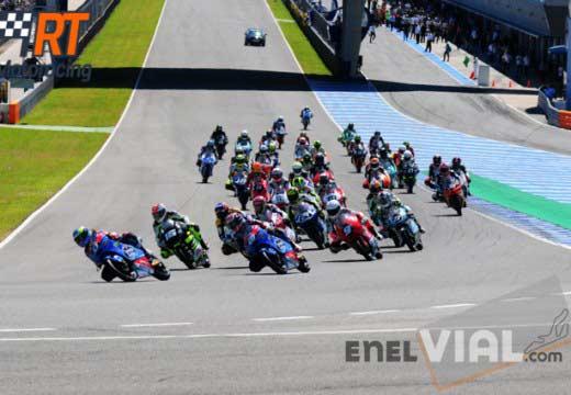 Quartararo, Morales, Pons y Herrera ganan en Jerez