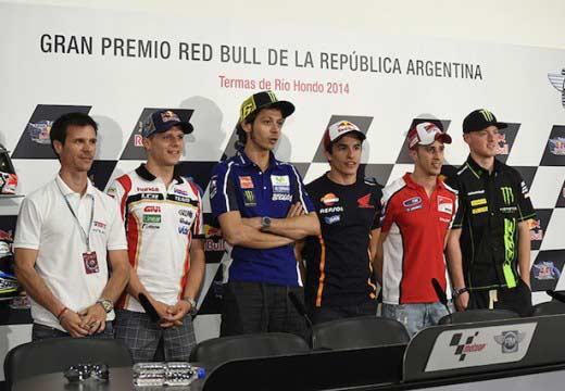 Rueda de prensa y previa Argentina 2014