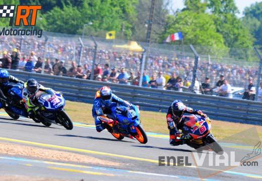 Tercera del año para Miller en Le Mans