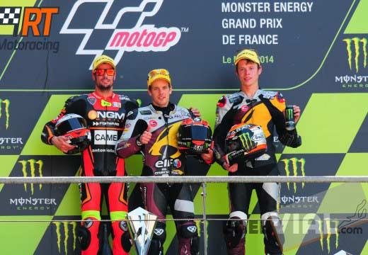 Kallio gana en Le Mans y se coloca a siete puntos del líder