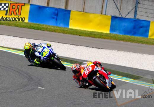 GP Mugello 2014: Rins, Márquez y Rabat lideran la FP1