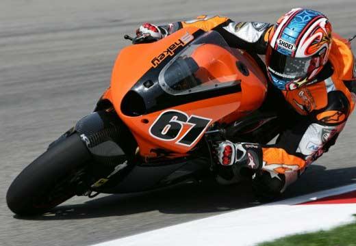 KTM quiere volver a MotoGP