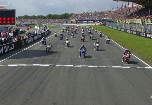 GP Holanda 2014: Resultados carrera Moto3