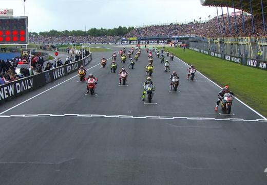 GP Holanda 2014: Resultados carrera Moto2