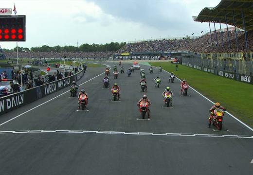 GP Holanda 2014: Resultados carrera MotoGP