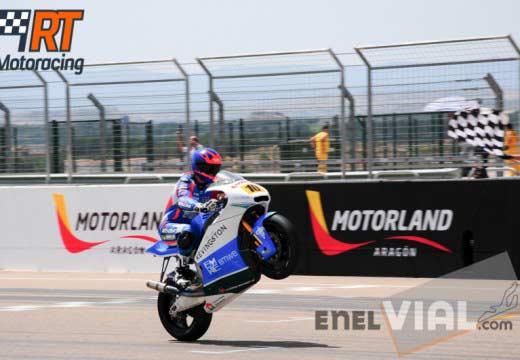 FIM CEV Motorland 2014: Quartararo, Raffin y Noyes en lo más alto del podio