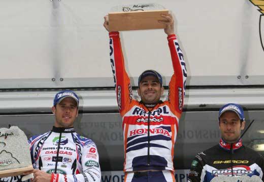 Bou también gana en Italia y es el nuevo líder
