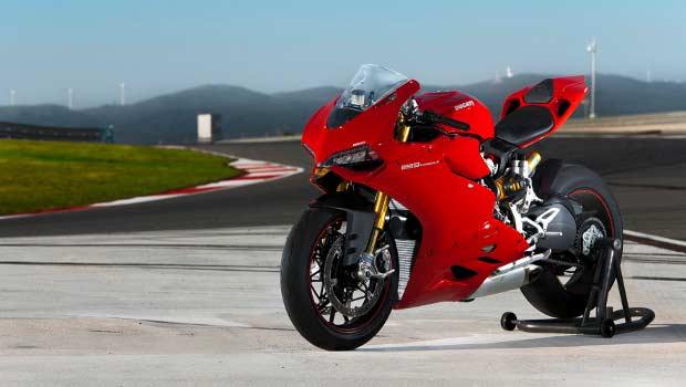 La Ducati 1199 Panigale se lleva el Compasso d'Oro