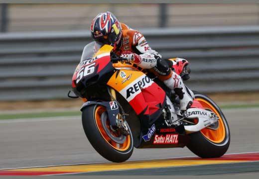 Rea podría ser la opción de Honda para MotoGP en 2015