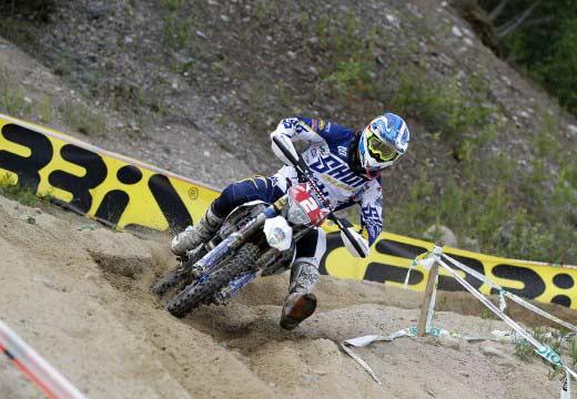 EWC GP Suecia: Pela Renet al mando el primer día; Cervantes 12º
