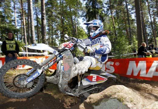 EWC GP Suecia: Pela Renet logra el doblete en E2