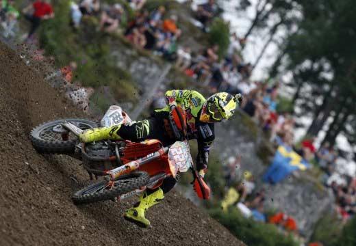 MXGP Finlandia 2014: Nueva pole para Cairoli y Herlings