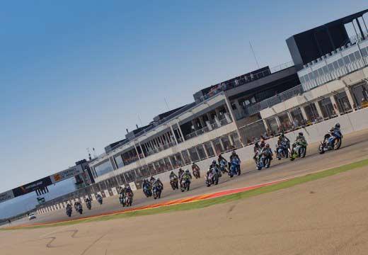 La Copa S1000RR también pasó por Motorland
