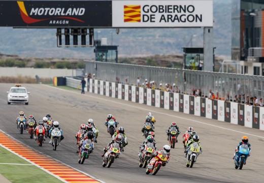 La Copa de España de Velocidad llega a Motorland