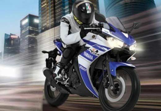 Yamaha R3: una pequeña deportiva que llegaría a Europa