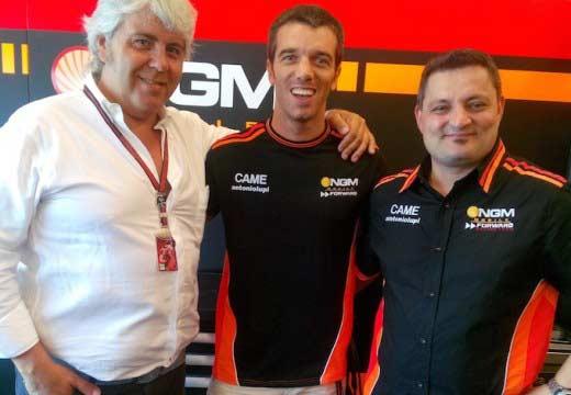 Alex De Angelis sustituirá a Edwards desde Brno