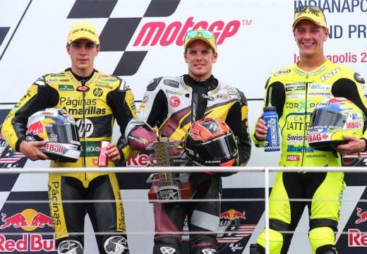 GP Indianápolis 2014: Mika Kallio vence en Moto2
