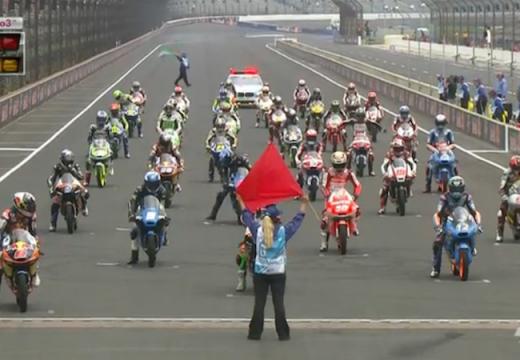 GP Indianápolis 2014: Resultados de la carrera de Moto3