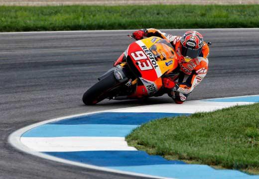 GP Indianapolis 2014: Resultados QP