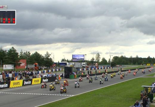 GP Rep. Checa 2014: Resultados de la carrera de Moto2